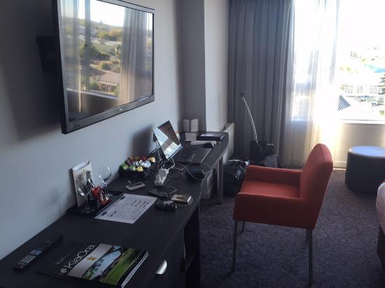 Copthorne Hotel Palmerston North: Desk
