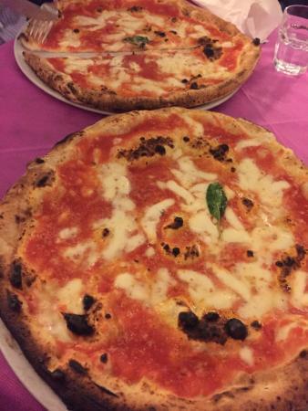 O' Pezzereniello : Margherita!!