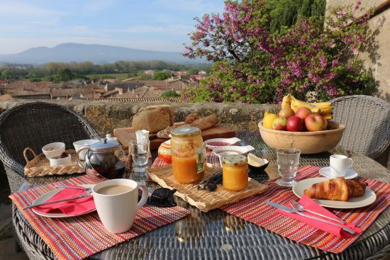 Pianno ch teau de puich ric for The terrace brunch