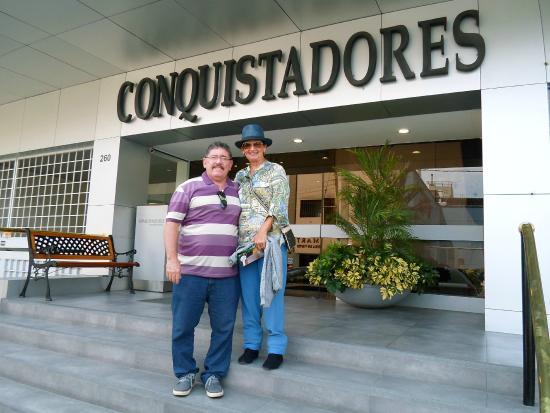 Ananay Hotel San Isidro: Entrada do Hotel
