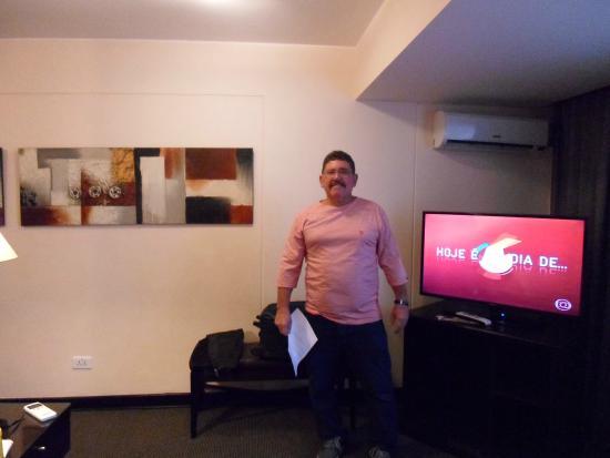 Ananay Hotel San Isidro: Dentro do Apartamento