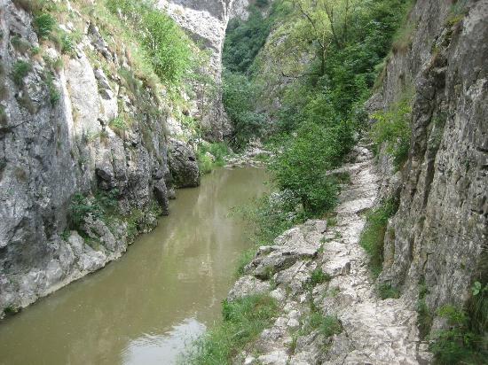 Cluj-Napoca, Rumania: Cheile Turzii