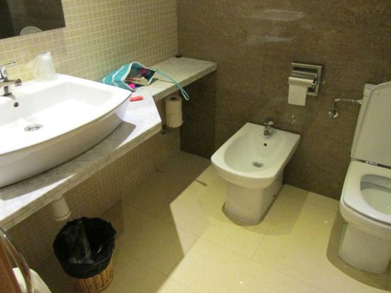 Atlas Hotel : bathroom