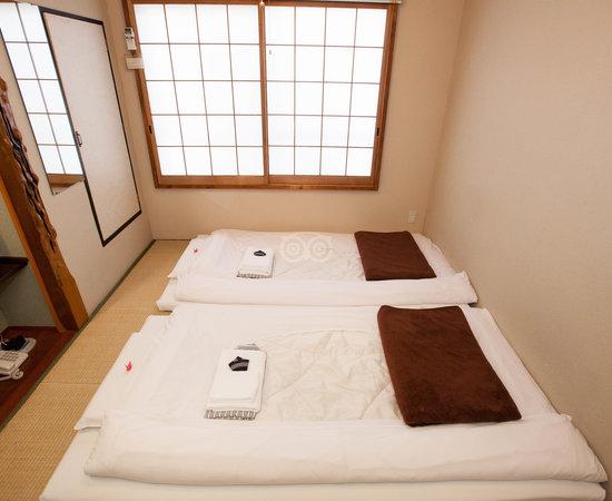 Restaurant at the Ryokan Sawanoya - Picture of Ryokan Sawanoya, Yanaka - Tripadvisor