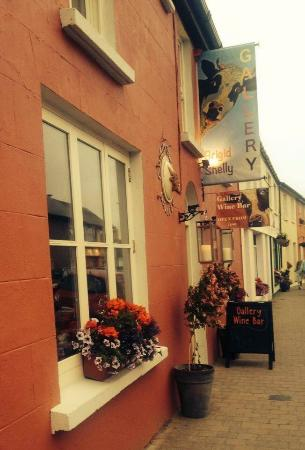 Ardmore, Ireland: Brigid Shelly Art Gallery