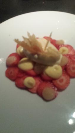 Zarza : Het superlekkere dessertje met aardbeien