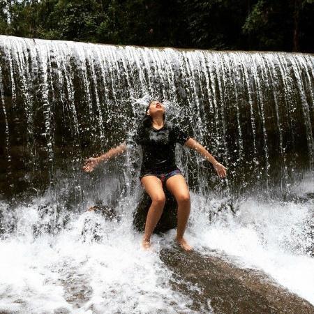 Arasha Tropical Rainforest Resort & Spa: Cascada Rio Negrito