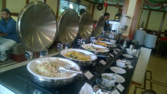 Breakfast Side View Picture Of Savoy Park Hotel Apartments Dubai