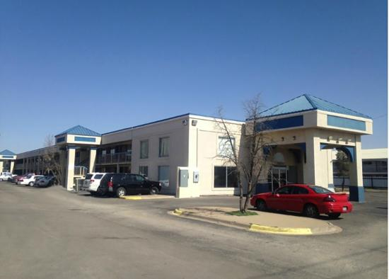 Americas Best Value Inn And Suites- Odessa