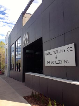 Marble Distilling Company