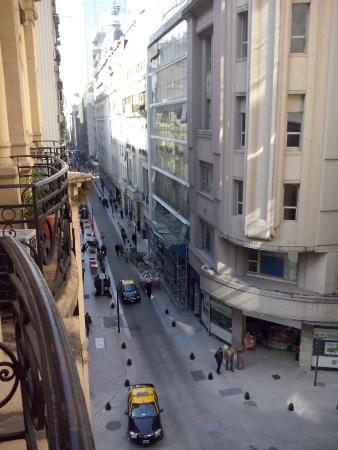 Urban 011: desde el balcón de la habitación