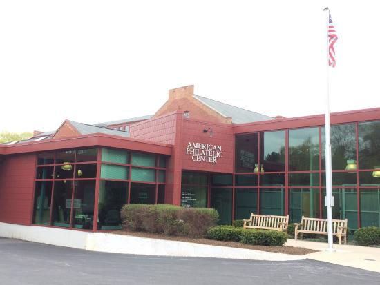 Bellefonte, Πενσυλβάνια: American Philatelic Center