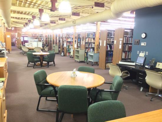 American Philatelic Center: Research Room