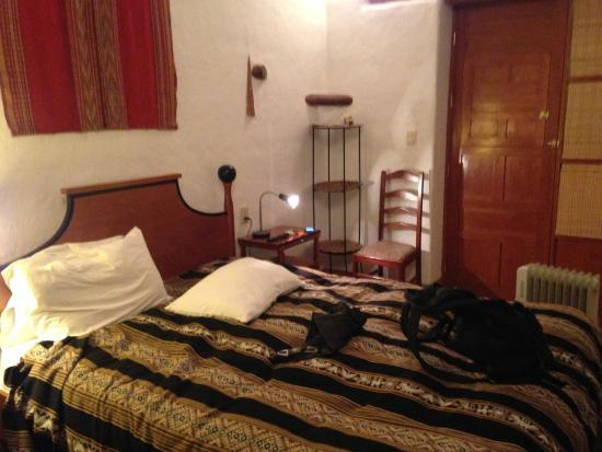 El Balcon: Our charming and comfortable room
