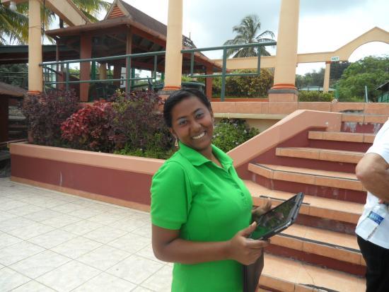 Playa del Este Resort : Such sweet staff members always willing to help.