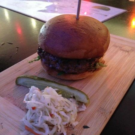 Lamb Orghini Picture Of Motor Burger Windsor Tripadvisor