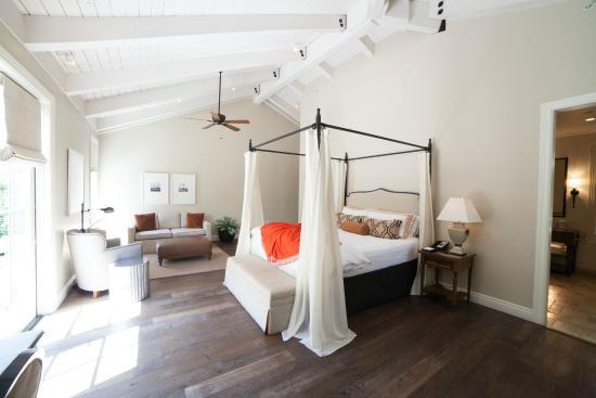 Hotel Yountville Premium King Suite Room