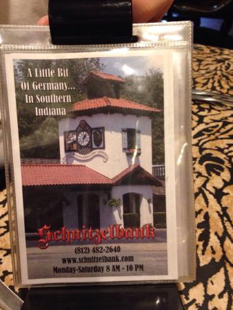 Schnitzelbank Restaurant