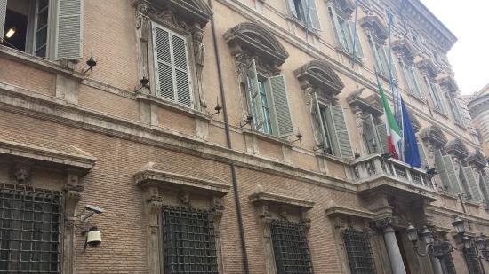 Palazzo madama picture of palazzo madama sede del for Senato della repubblica sede
