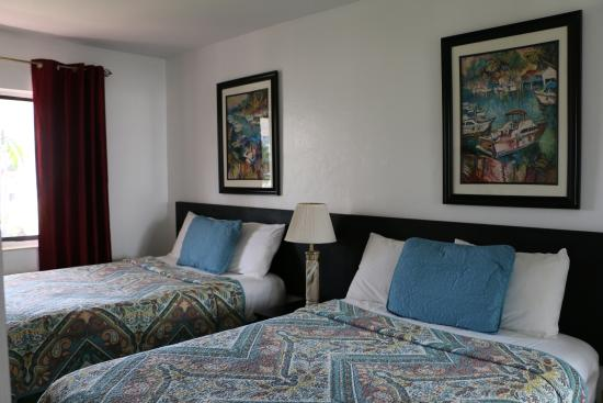 Breakaway Inn: Apartment, bedroom