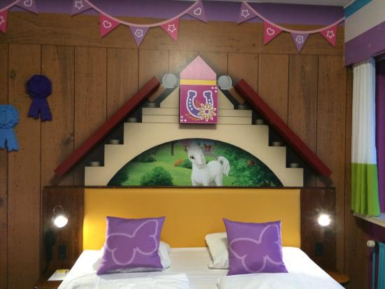 Lego Friends Themed Room Picture Of Hotel Legoland Billund