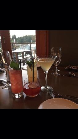The Restaurant at Painted Boat: Cocktails
