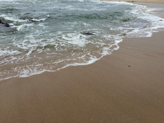 Beachcomber Bay: Walk on the beach