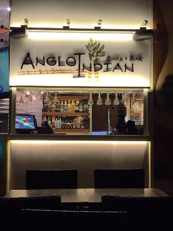 Anglo Indian Cafe Bar