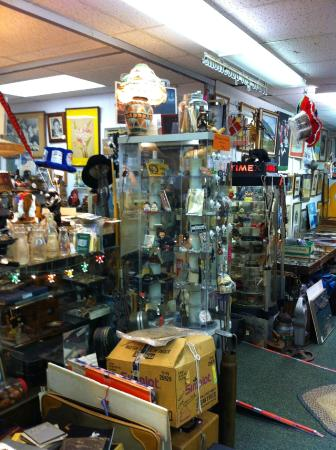 Antique Alley: A treasure trove of great items.