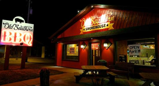 Old Southern Bbq Smokehouseb - Hayward