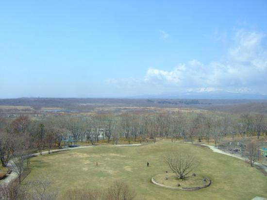 Tomakomai City Midorigaoka Park Observation Deck