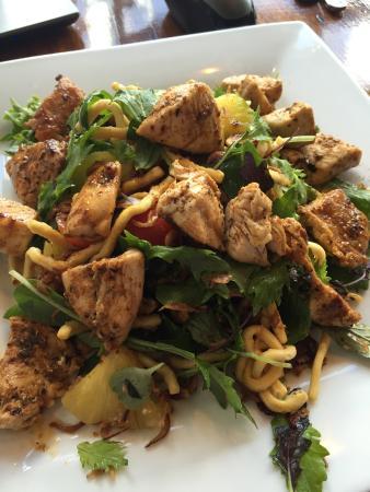 Barista : Chicken Salad