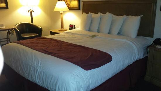 LivINN Hotel Minneapolis South / Burnsville : beds are very comfortable
