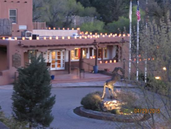 hotel review reviews bishop lodge resort santa mexico