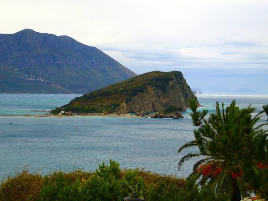 BEST WESTERN Premier Montenegro: L'île SVETI NIKOLA