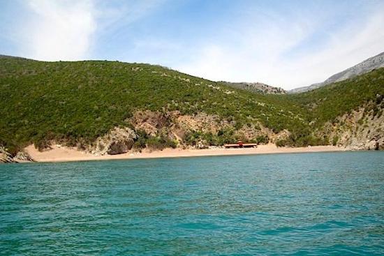 BEST WESTERN Premier Montenegro: La plage de PECIN