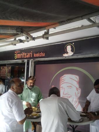 Jasveer Amritsari Naan