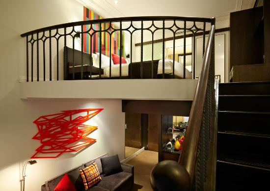 Mezzanine Loft Suite - Picture of Royce Hotel, Melbourne - TripAdvisor