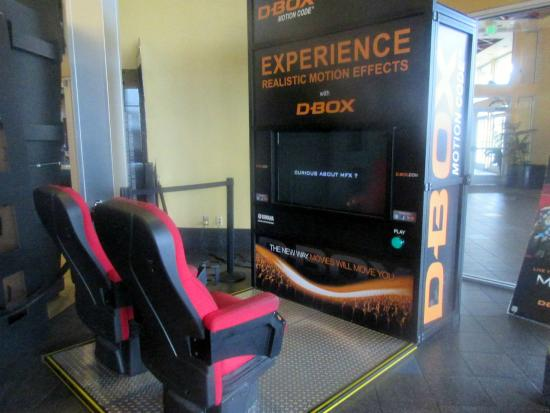 dbox experience demo galaxy fandango carson city nv