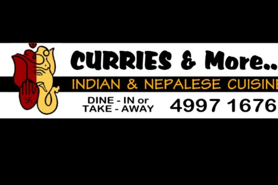 Curries & More
