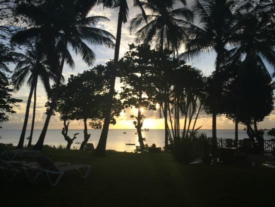 Baobab Beach Resort & Spa: vistas desde el hotel