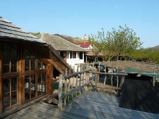 Eco-Resort Butuceni: View from room