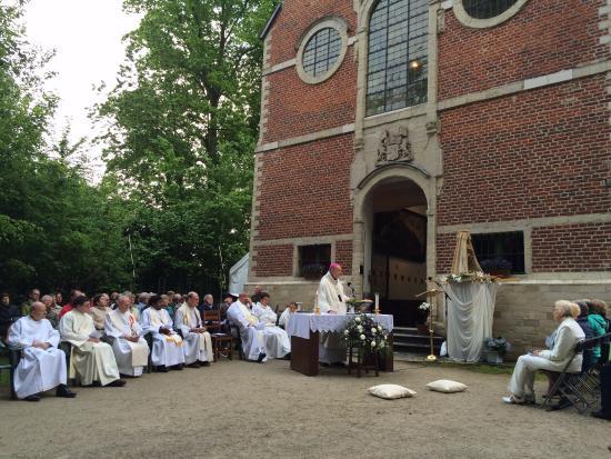 Oud-Heverlee, Belgien: 15august 2014