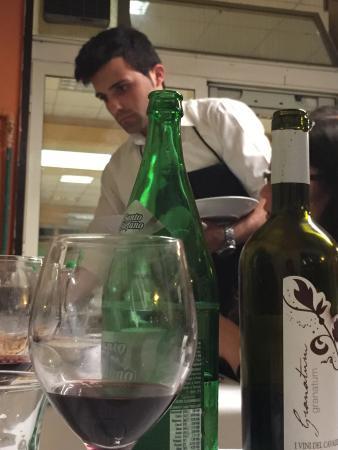 Cameriere Molto Bravo Picture Of La Terrazza Mercato San