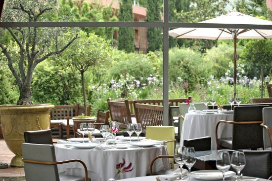 Le restaurant foto di le jardin des sens montpellier for Le jardin des sens