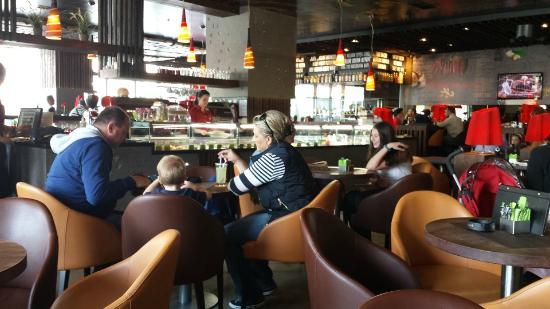 Metropolis Cafe/Restaurant