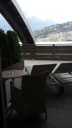 Forte Charme Hotel: Vista dalla stanza numero 506