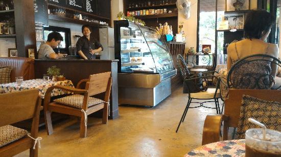 Bakerista Coffee