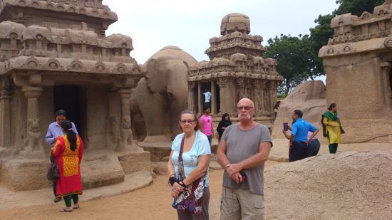 Treebo Angson: tempel syd chennai