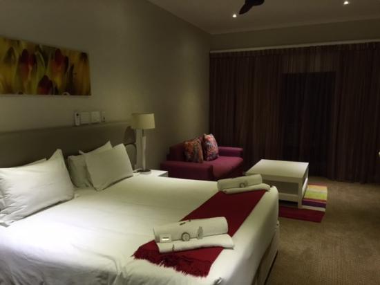 Piekenierskloof Mountain Resort : Номер в отеле